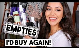 BEAUTY EMPTIES THAT I WOULD BUY AGAIN! - TrinaDuhra