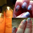 Metallic Nails Tips