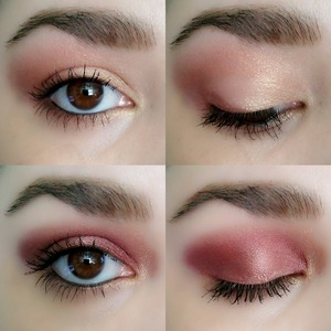 Review & swatches on the ELF baked shadows: http://www.beautybykrystal.com/2013/01/elf-studio-baked-eyeshadows-enchanted.html