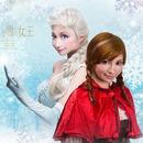 ロコと雪の女王 -Frozen-