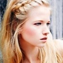 Braided Simple Hairstyle