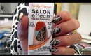 Sally Hansen Salon Effects Demo & Review