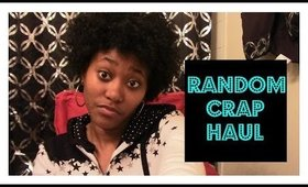 Random Crap Haul | Type Whatever Curls