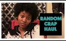 Random Crap Haul   Type Whatever Curls