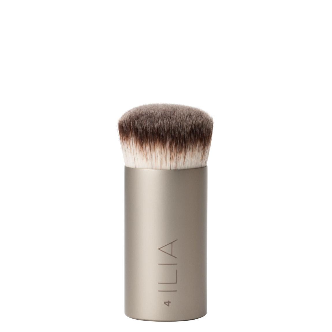 ILIA Perfecting Buff Brush product swatch.