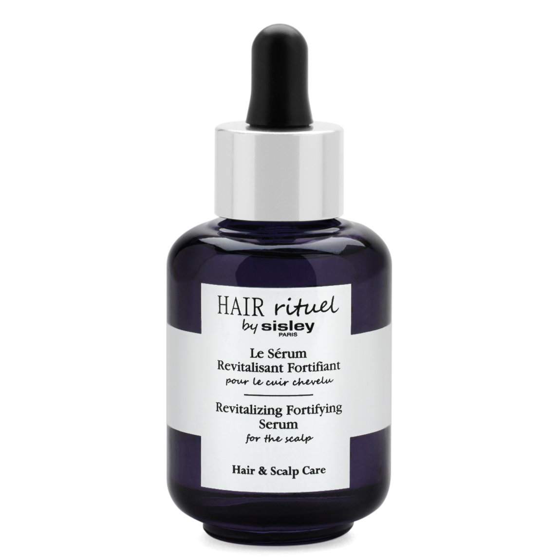 Sisley-Paris Revitalizing Fortifying Serum for the Scalp product smear.