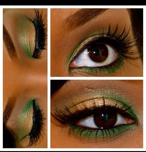 I'm doing a series of holiday inspired makeup looks on my youtube channel! Subscribe at www.youtube.com/mzpdgt3
