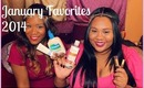 January Favorites 2014