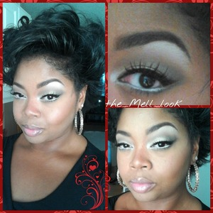 femme cosmetics and pixi color cube@ the_mell_look