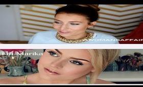 Exotic Spring Makeup | Collab w ♡ Fifi Marika ♡