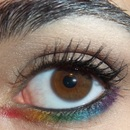 Wearable Rainbow Eye
