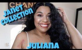 Summer Beach Waves Wig Feat: Janet Collection Juliana