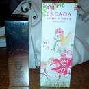 Lancome Teint Idole Ultra 24 hr and Escada Cherry in the air