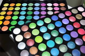 BhCosmetics 120 palette