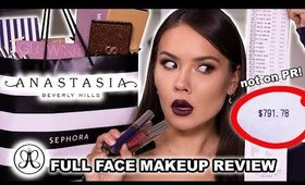 REVIEWING $791 OF ANASTASIA BEVERLY HILLS - ABH MAKEUP | Maryam Maquillage