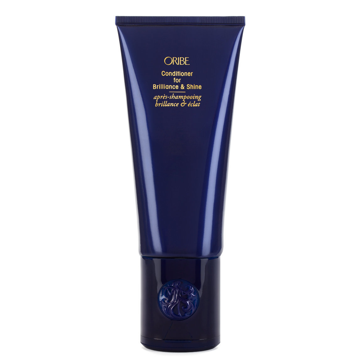Oribe Conditioner for Brilliance & Shine product smear.