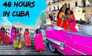 48 HOURS IN CUBA #BLACKGIRLTRAVEL