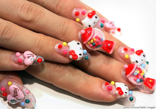 Duck Feet Nails Crazy Awesome Or Just Plain Crazy Beautylish