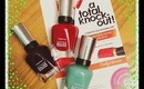 The Sally Hansen Total Knock Out Influenster/VoxBox - Review - Martinique757