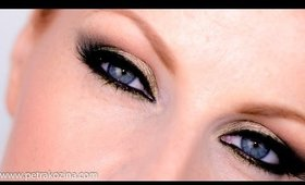 Green Smoky Eyes Makeup Tutorial