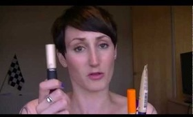 Concealers 101. Good for Undereye Area.