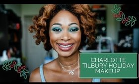 TUTORIAL: Charlotte Tilbury Holiday Makeup