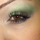 Lime Green Smokey