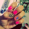 not your average 4th of July mani.