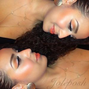Follow my IG for daily makeup posts: @Joleposh