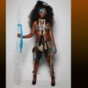 Imats 2011- Tribal Makeup-Student Competion