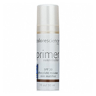 Colorescience Skin Mattifying Primer SPF 20- Chocolate Mousse
