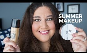 Summer Makeup Routine | Meagan Aguayo