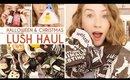 Huge Festive Lush Haul • Halloween & Christmas '14