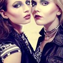 Edgy Fashion Beauty Editorial