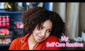 My self care routine with Exuviance