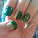 Green & Gold <3