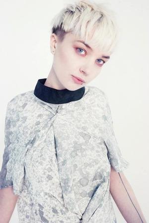 Ionna-Maria by Kerry Lytwyn for FashionGUN magazine. Styled by Piotr Pyrchała @ Birds of Prayers. Hair and makeup by Rachel Gallagher