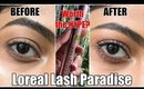 *NEW* LOREAL LASH PARADISE MASCARA REVIEW | WORTH THE HYPE? 🤔 | Stacey Castanha