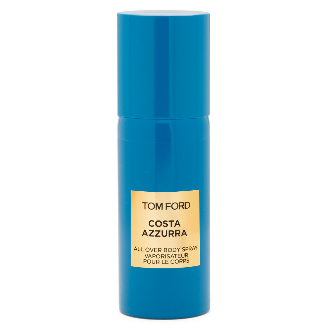 TOM FORD Costa Azzurra All Over Body Spray product swatch.