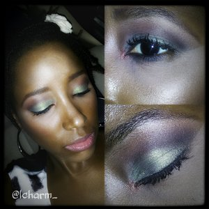 I used *Macs Brown Script w/ ABH *Lavish Palette and the *Lorac Pro Palette...*TooFaced Cinnamon Kiss on the lips. <3