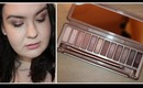 Urban Decay Naked 3 Palette Review & Tutorial