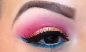 Colorful Makeup Tutorial
