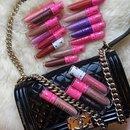 Jesse star lipsticks in a purse