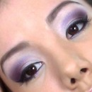 Purple Filled Look