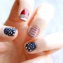 american nails <3