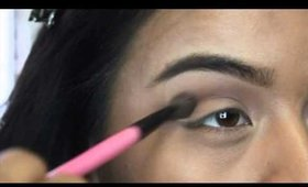 Perfect Make-up Eyelook for Weddings, Events, Holidays etc.