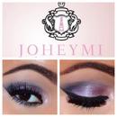 Lavender Eyes