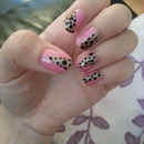 Mix and match nails :)