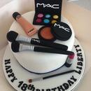My Mac birthday cake