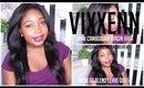 VIXXENN - Raw Cambodian Silky Wavy Hair +  GIVEAWAY | Jessica Chanell